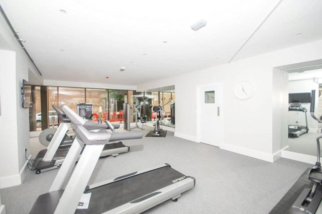 123 Apartments in Maidstone Gym 1