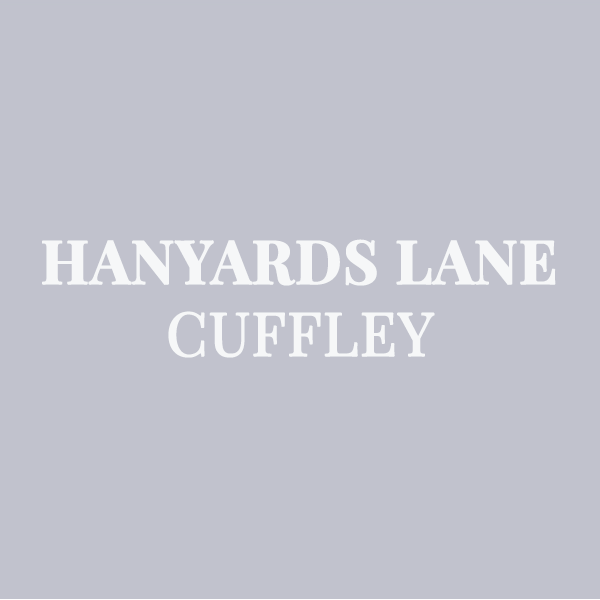 HANYARDS LANE CUFFLEY COVER