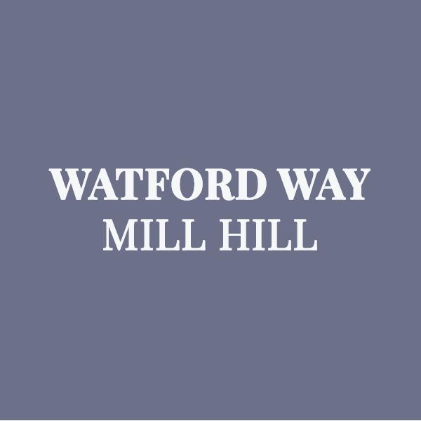 Watford Way Mill Hill