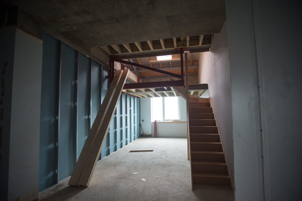 Office to residential apartment conversion essex