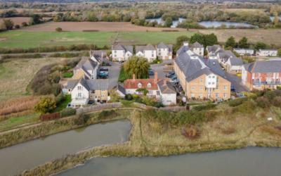 Saltcote Maltings 31 houses In Maldon Essex