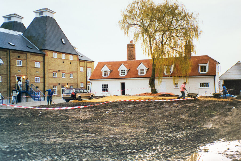 Saltcote Maltings 31 new houses