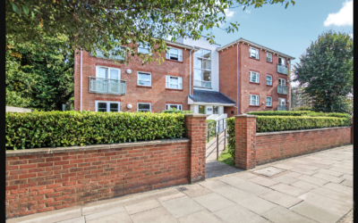 13 Luxury new build apartments in winchmore hill N21