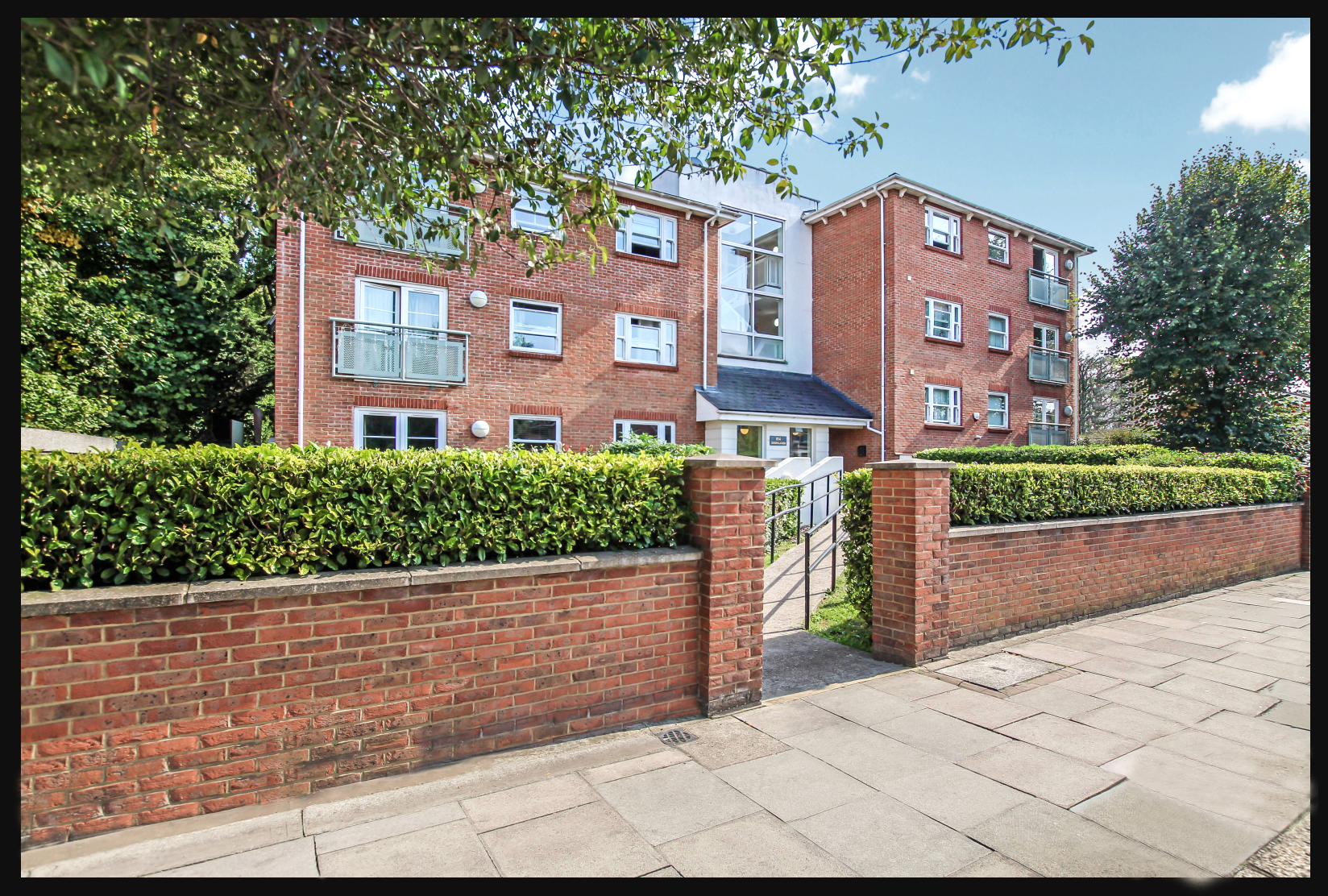 Winchmore Hill Luxury Apartments