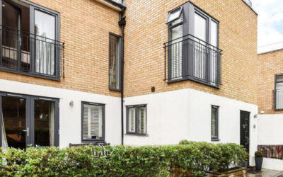 PRIVATE GATED DEVELOPMENT of just Seven houses in Winchmore Hill